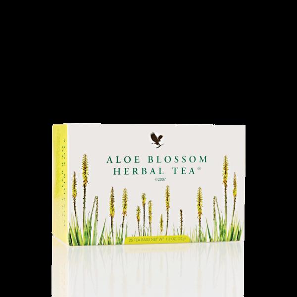 Forever Aloe Blossom Herbal Tea - Rossi Aloe
